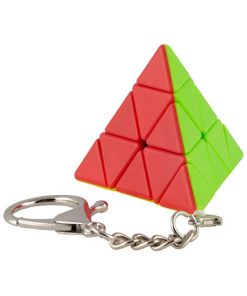 Qiyi Pyraminx Keychain