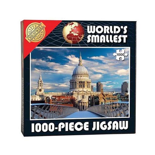 Världens minsta pussel (1000 bitar) - St Pauls Cathedral