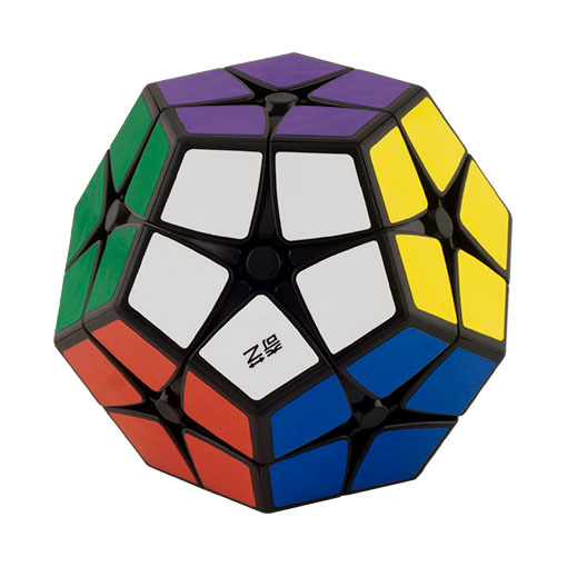qiyi-2x2-megaminx-kilominx-black