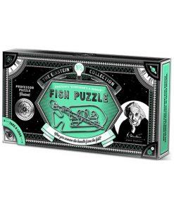 Einstein Fish Puzzle