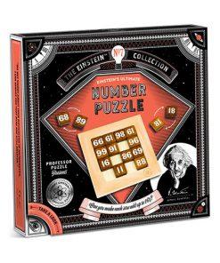Einstein Number Puzzle