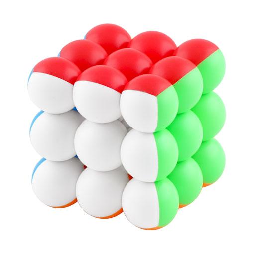 yj-3x3-ball-cube